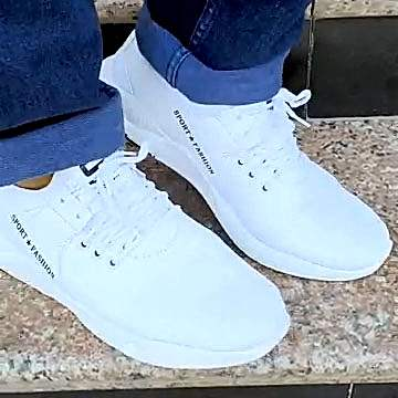 Woakers Stylish Casual Sneaker Shoes For Men -FASHION-SPORT